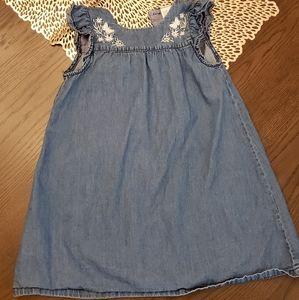 Denim Dress for girls.